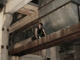 Tomb Raider - Strahov complex by TanyaCroft
