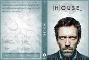 House M.D. DVD by lomax-fx