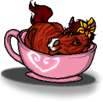 Tora in a Cup by orengel