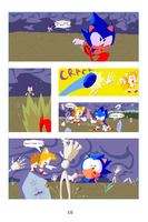 Sonic the Hedgehog the Comic pg 10 by bulgariansumo