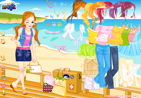 Fashions for Summer 2009 - Dressup24h.com by willbeyou