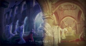 The Weeping Angels by dreamswoman
