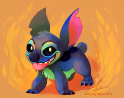 Stitch by MusicalCombusken