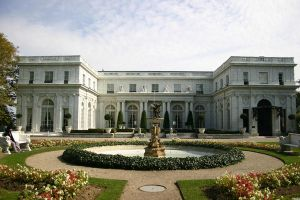 The Rosecliff by SilverWindx