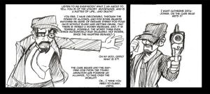 Nostalgia Critic sketches by mattwilson83