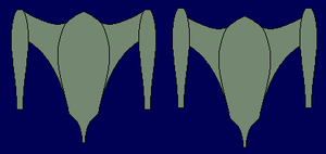 Romulan BoP Design Phase 1 by JohnnyMuffintop