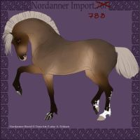 Nordanner Import 788 by Cloudrunner64