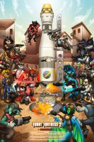 Furry Fortress 2 by TrezhurIsland