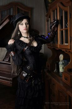 Steampunk by Allsteam