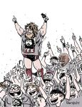 Daniel Bryan Yes Movement by JonDavidGuerra