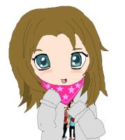 Anime styled chibi mod version :) by cottoncloudyfilly