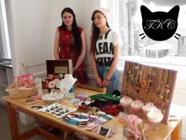 Craft Market Launch! by thekittencollective