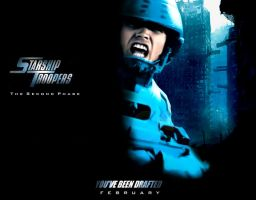 Starship Troopers: 2nd Phase by NiteOwl94