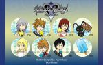 EkaniBadge: Kingdom Hearts by AyumiNazu