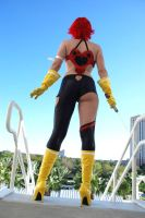 Cutey Honey Clear Sky 2 by QueenRiot