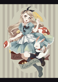 Alice by Sei00