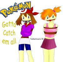 gotta catch them all by toslowtocare