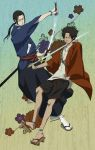 Samurai Champloo by doubleleaf