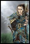 Gil Galad The Sanctified by metal-levon