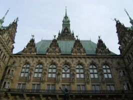 Rathaus II by DamaInNero