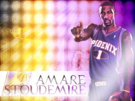 Amare Stoudemire by ryancurrie