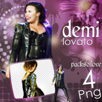 PNG PACK (79) Demi Lovato by DenizBas