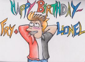 Birthday gift for Lionel~ :3 by LugiaUmbreonPower