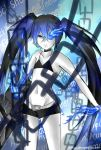 Fanart - Black Rock Shooter by ebifuu