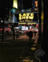 Late Show Marquee December 2009 by steeber