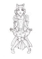 Color Me Nyan-jinka by UnderCoverCottonswab