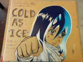 As cold as ice by Somefragilepieces