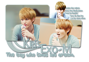 Exo-M-Kris by Steffito