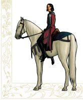 medieval lesbian no.1 in color by emstone