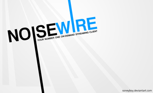 NoiseWire Logo by soneyboy
