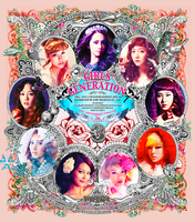 SNSD 3rd album by ohaturtlesnail