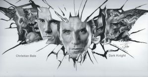 Dark Knight - Christian Bale by sebus195