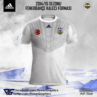 2014/2015 Fenerbahce Kaleci Formasi by Power-Graphic