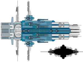 Deity Class New Pattern Heavy Battleship by wbyrd