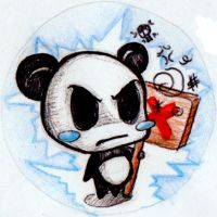 006 Panda-Protest by Agentur-Manga-Art
