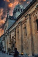Dubrovnik Catherdral by zummerfish