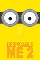Despicable me 2 by SirToddingtonIII