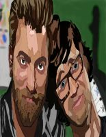 Rhett and Link Color 3 by daylover1313