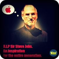 Sir Steve Jobs. by theindusperson
