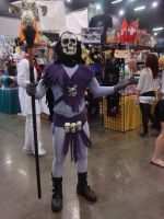Cosplay Check: Skeletor by Rhythm-Wily