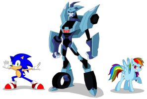 True Blue Speedsters by Koopa-Master