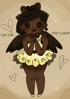 Can I Be Your Cupid? by Ask-MusicPrincess3rd