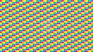Pride Dots Wallpaper One by engineerJR