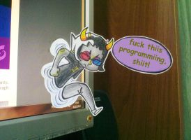 Oh, Sollux... by lord-october