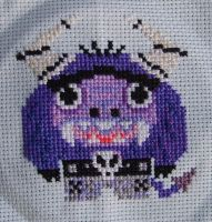 Little Eduardo Cross-Stitch by NeitherSparky