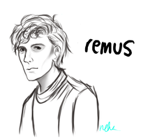 Remus | Moony by love-luna-good